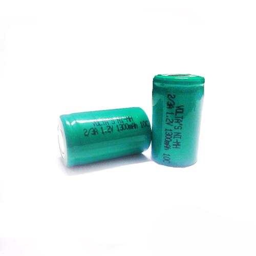 AF2/3 130AFHR 1300mAh Ni-mh 17*28,5mm HD nagyáramú cella Voltas