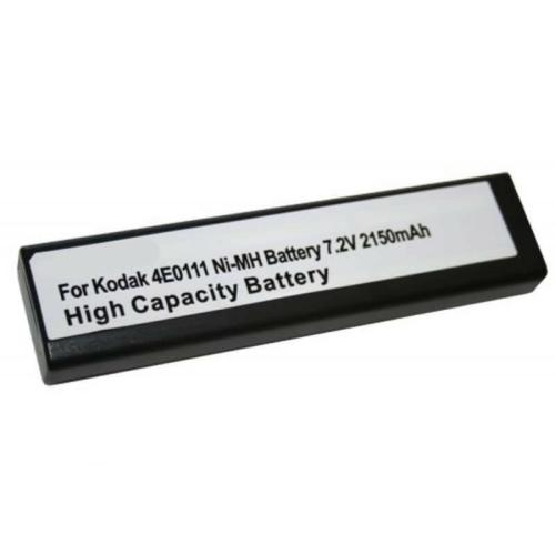 Akkumulátor Kodak kamerához, DR17 4E0111 7,2V 2150mAh Ni-Mh utángyártott