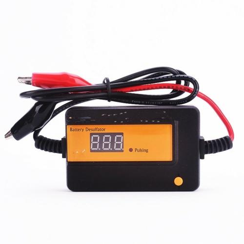 Akkumulátor szulfátlanító, 12V 24V 36V 48V