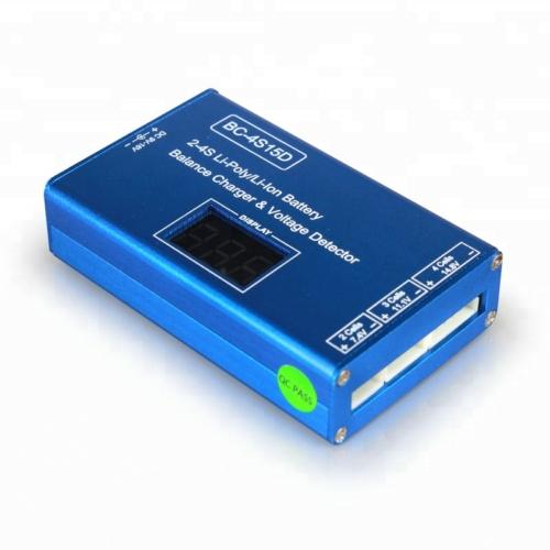 Akkumulátor töltő 4S 1,5A  lítium és lítium polymer akkupakkhoz