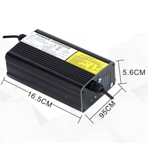 Akkumulátor töltő 4S 20A lítiumvasfoszfát LiFePO4 12,8V akkumulátorhoz