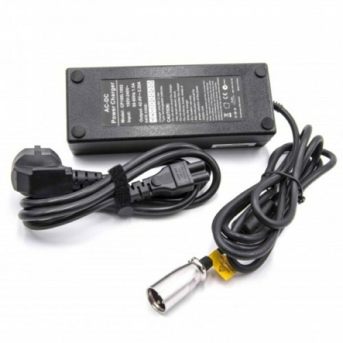 Akkumulátor töltő Elektromos kerékpárhoz 36V 2,2A