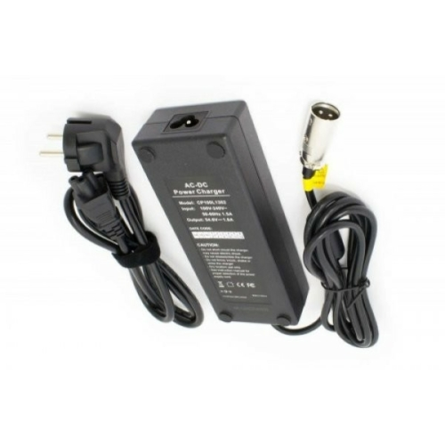 Akkumulátor töltő Elektromos kerékpárhoz 48V 1,8A