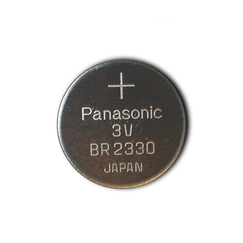 BR2330/B Panasonic 3V lítium gombelem