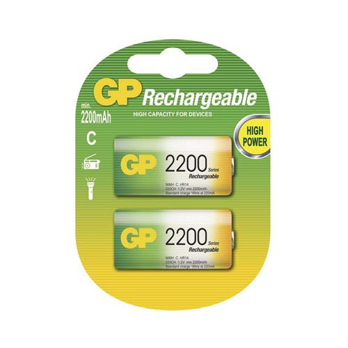 C 2200mAh GP220CHC-C2 baby akku bliszteres Ni-Mh