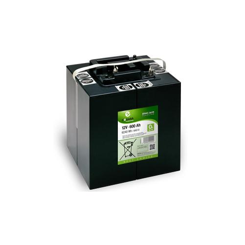 Cegasa 12V 600Ah levegő-alkáli elem