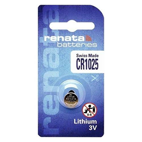 CR1025-C5 3V Renata lítium gombelem