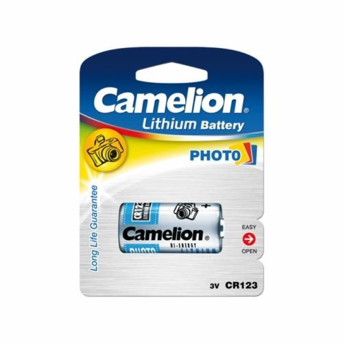 CR123A-C1 lítium fotóelem 3V Camelion