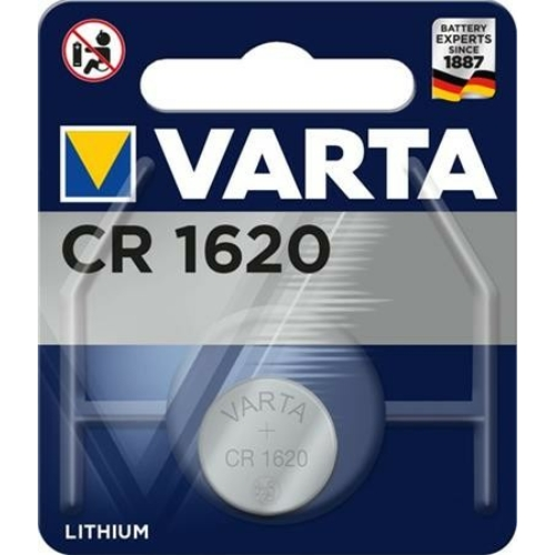 CR1620-C1 3V Varta lítium gombelem