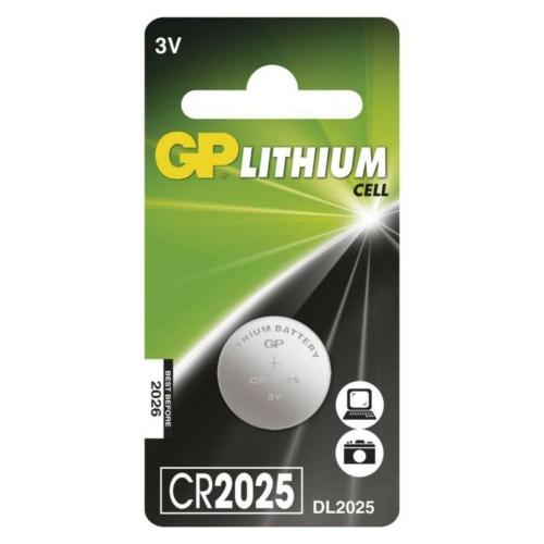 CR2025-C1 3V GP lítium gombelem