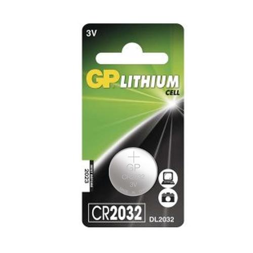 CR2032-C1 3V GP lítium gombelem
