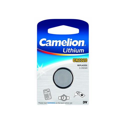 CR2320 3V Camelion lítium gombelem C1 bliszteren
