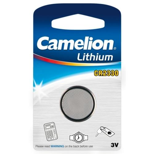 CR2330 3V Camelion lítium gombelem