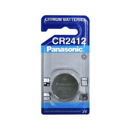 CR2412 3V Panasonic lítium gombelem