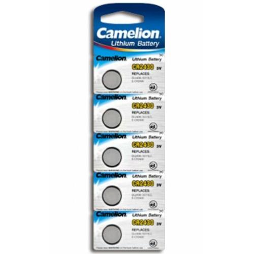 CR2430 3V Camelion lítium gombelem