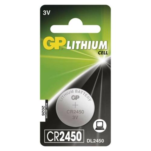 CR2450-C1 3V GP litium gombelem