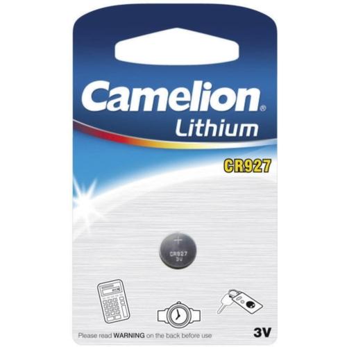 CR927 3V Camelion lítium gombelem