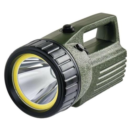 Emos P2308 tölthető kézi lámpa COB LED 3+10W