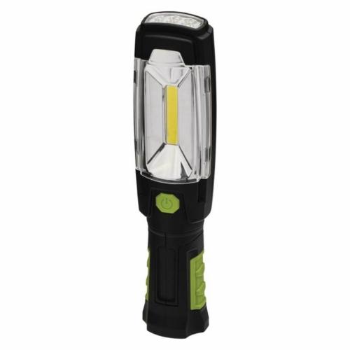 EMOS akkumulátoros LED lámpa 3W COB + 6 LED