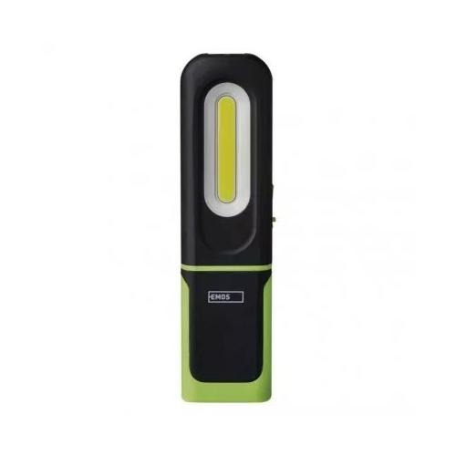 EMOS akkumulátoros LED lámpa COB LED+SMD LED