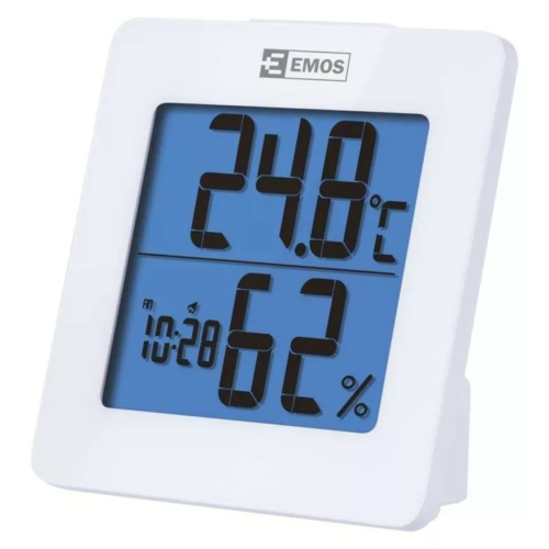 EMOS hőmérő nedvességmérővel E0114