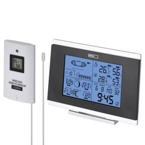 EMOS időjárás állomás AOK-5018B