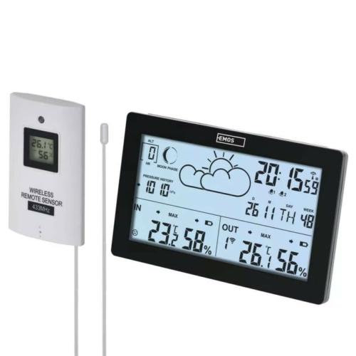 EMOS időjárás állomás E5010