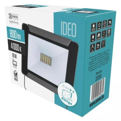 EMOS LED reflektor 10W IDEO ZS2611