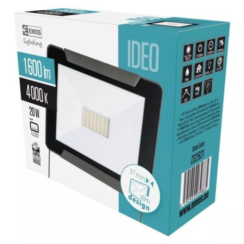 EMOS LED reflektor 20W IDEO ZS2621