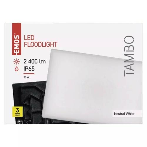 EMOS LED reflektor 30W TAMBO