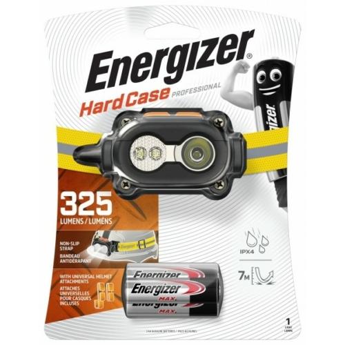 Energizer Hardcase Professional fejlámpa 3xAA 325LM