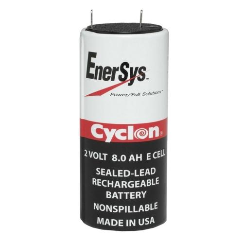 Enersys CYCLON ólom cella 2V 8Ah E 44,5*100,1 mm