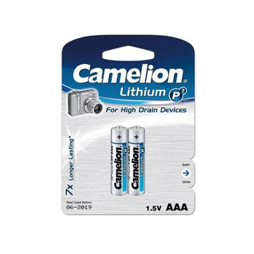 FR03 Camelion 1,5V lítium mikró elem bliszteres