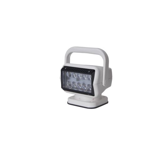 Gépjárműre szerelhető reflektor 10db 5W cree leddel, távirányítóval fehér