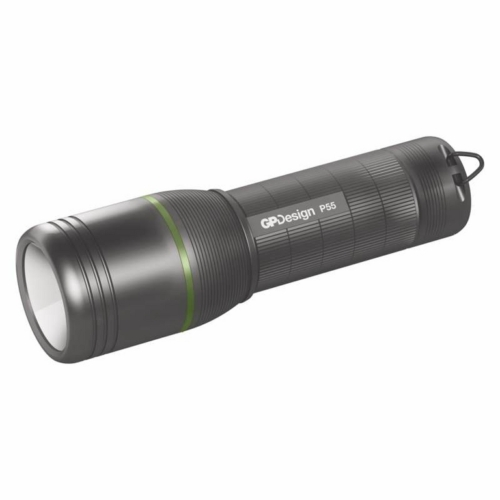 GP DESIGN P55 LED elemlámpa + 4db 24AU AAA elem