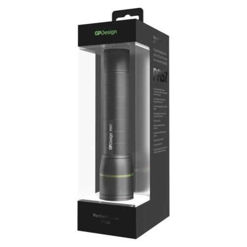 GP DESIGN PR57 10W Cree ledes tölthető lámpa
