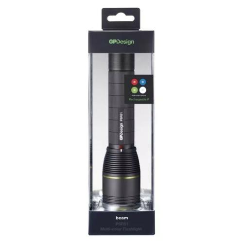GP DESIGN PSR51 5W Cree ledes tölthető lámpa
