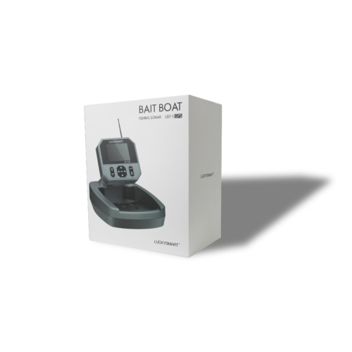 Lucky Smart halradar beépített GPS-szel
