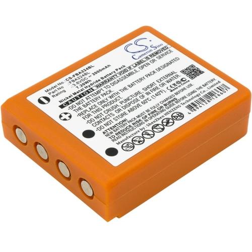 HBC daru távirányító 3,6V 2100mAh