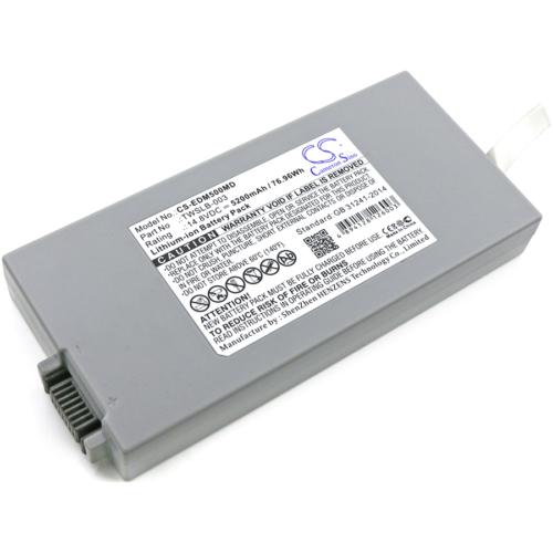 HSTNN-C18C Orvosi Műszer akkumulátor 14,8V 5200 mAh