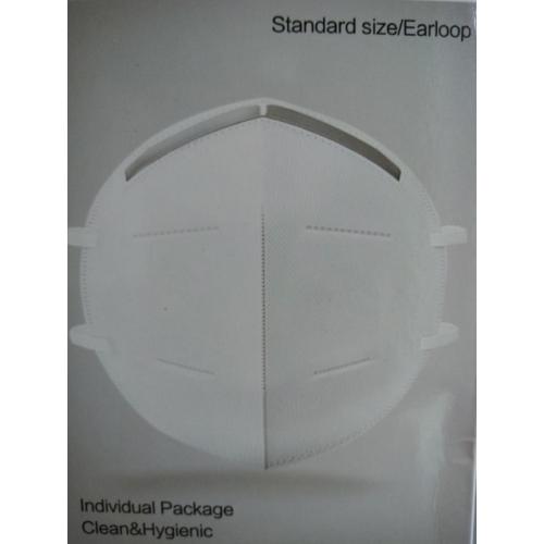 Védőmaszk FFP2/KN95 1 db-os csomagolásban Jiya