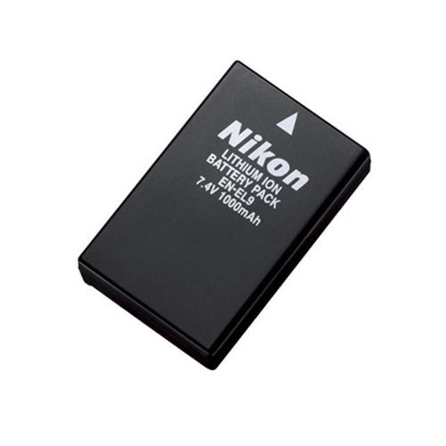 Kamera akku Li-ion Nikon EN-EL9 7,2V 900mAh