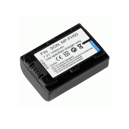 Kamera akku Li-ion Sony NP-FH70  7,4V 1500 mAh