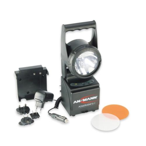 Lámpa Ansmann Power Light 5.1 tölthető reflektor