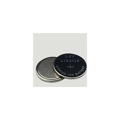LIR2016 3,6V lítium gomb akkumulátor