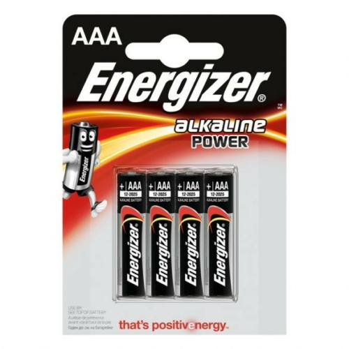 LR03/AAA Energizer Alkaline Power mikro elem bliszteres