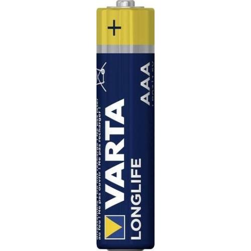 LR03 AAA Varta Longlife alkáli mikro elem bliszteres C12