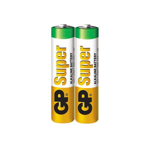 LR03 GP24A-S2 Super alkáli mikró elem fóliás