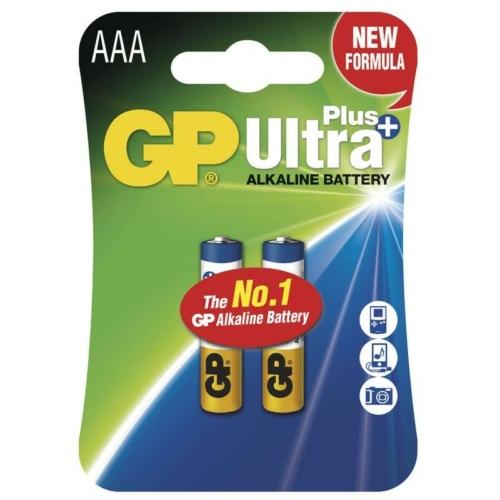 LR03 GP24AUP-C2 UltraPlus alkáli mikró elem  bliszteres