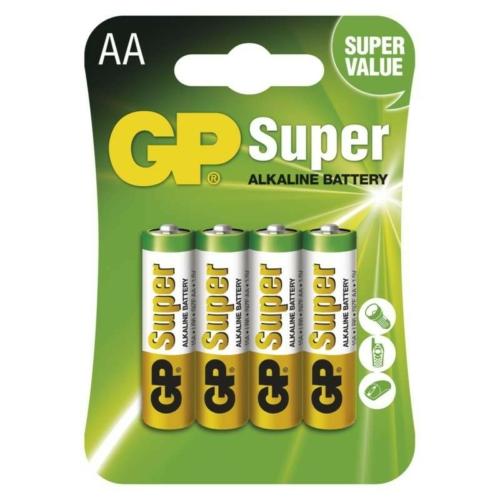 LR6 GP15A-C4 Super alkáli ceruza elem bliszteres